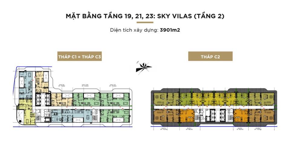 Mat bang tang 19 21 23 sky vilas