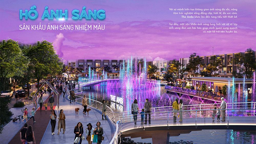 Hồ Ánh Sáng The Ambi