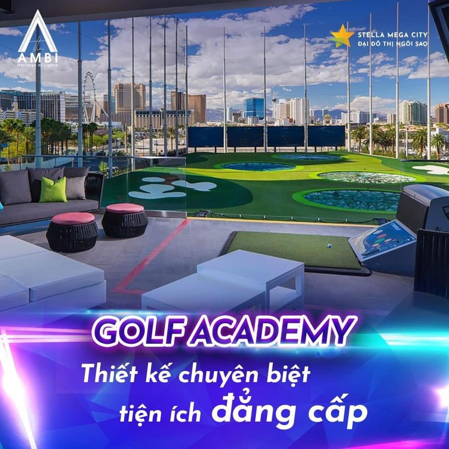 Khu tập Golf
